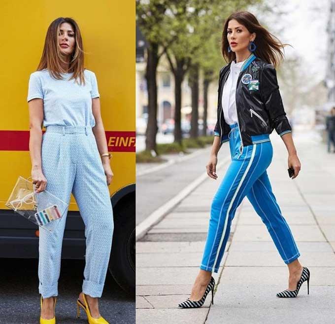 Самые модные женские брюки 2019-2020