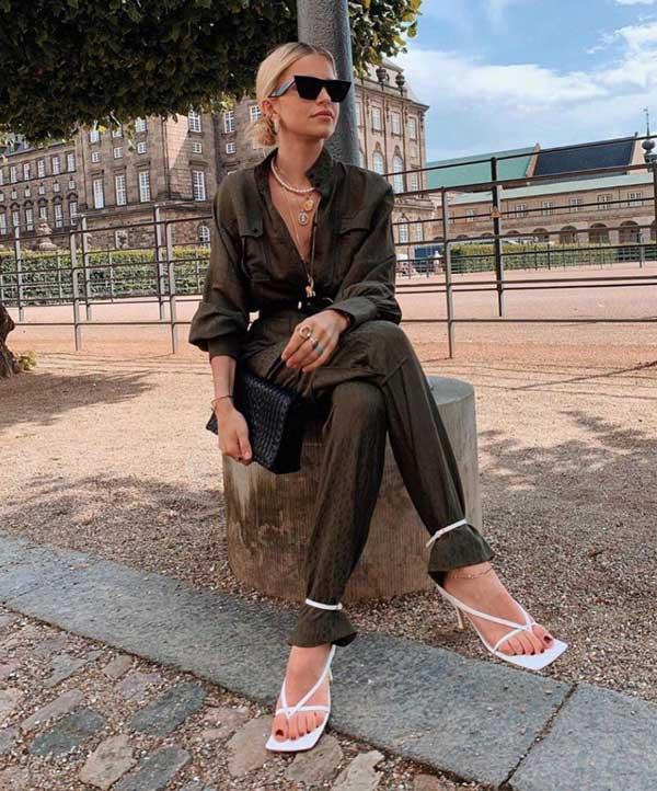 Модные брюки фото тенденции