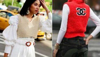 С чем носить модный жилет: обзор новинок, фото и образы 2020