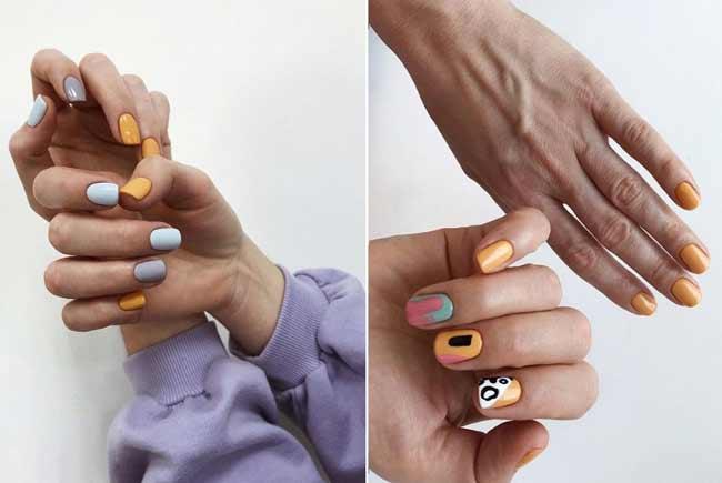 Идеи создания различающихся дизайнов ногтей