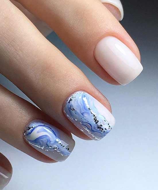 Текстуры на ногтях