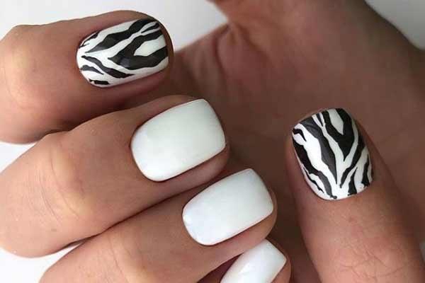 Модные дизайны ногтей фото новинки