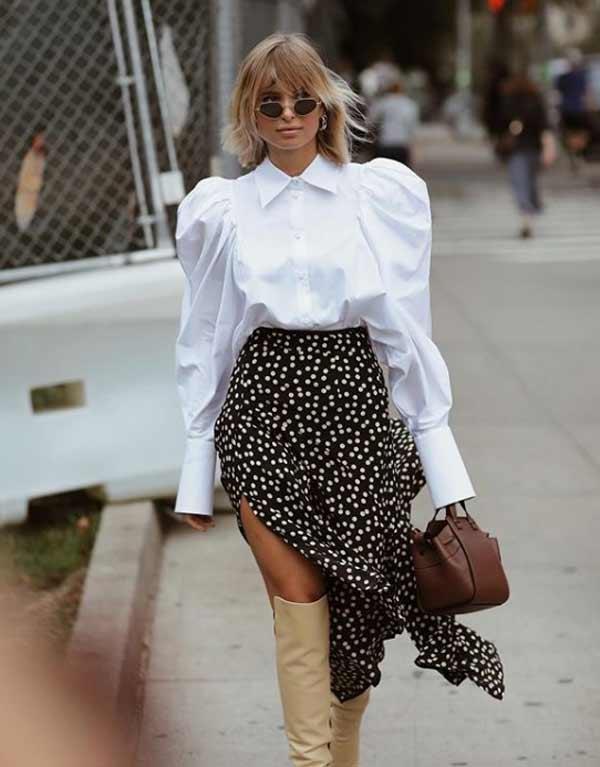 Тренды на модные принты в одежде