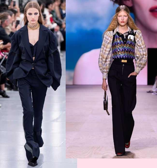 Модные тренды в одежде 2020