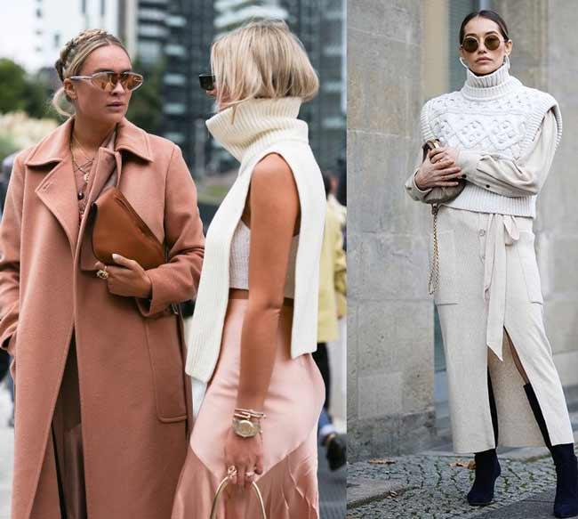 Модные жилеты 2020 образы тренды