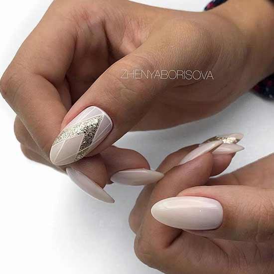 Геометрия на длинные ногти