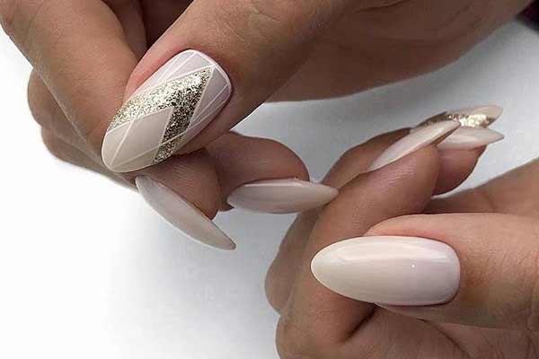Геометрия на ногтях фото идеи