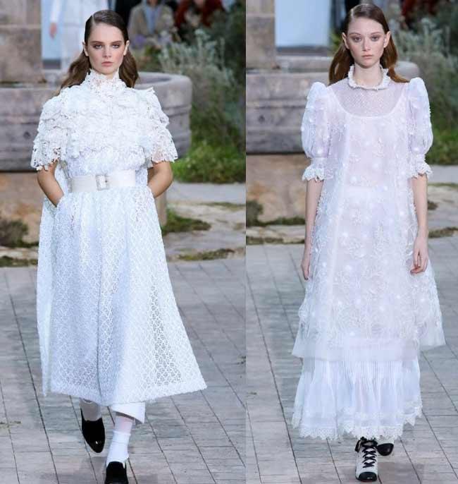 Кружевные платья 2020: самые модные фасоны, фото