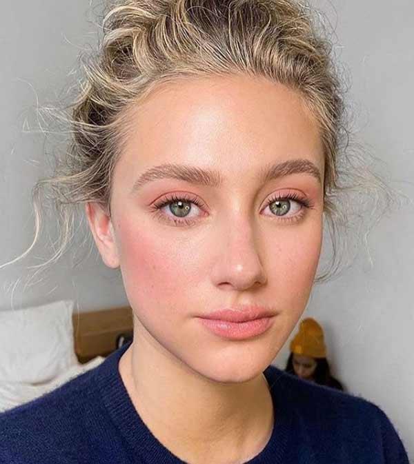 Свежий макияж 2020 фото