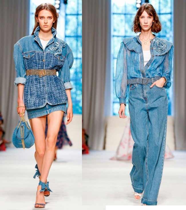 Модные образы весна-лето 2020