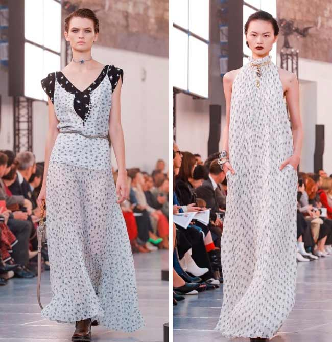 Модные платья и сарафаны