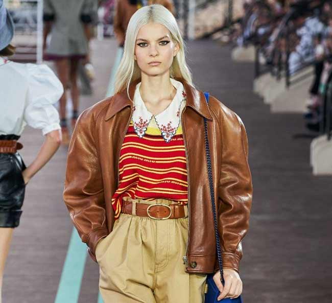 Мода 2020 на воротнички