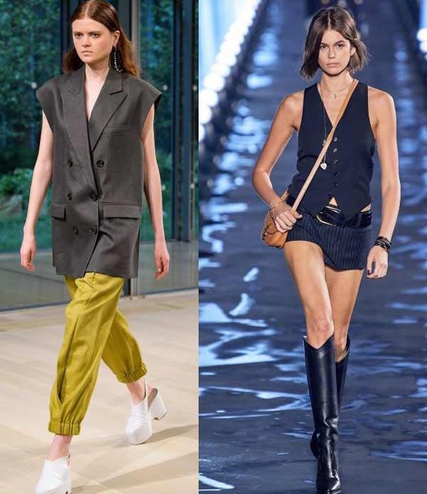 Тренды в одежде весна-лето 2020