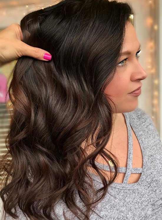 Натуральное окрашивание волос 2020