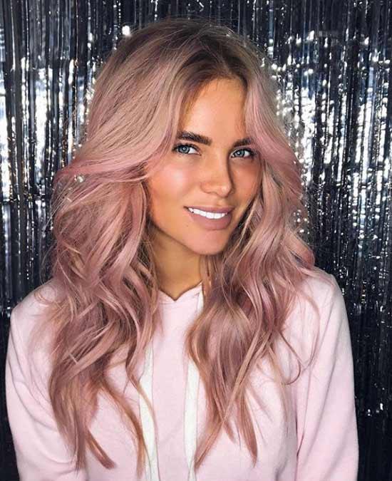 Красивые и модные окрашивания волос