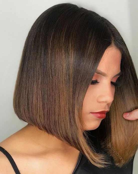 Модные тенденции окрашивание волос