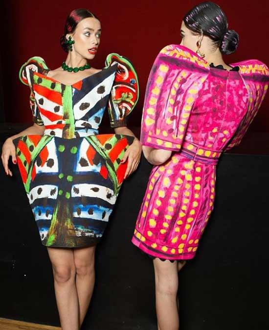 Пастельные оттенки в модном окрашивании