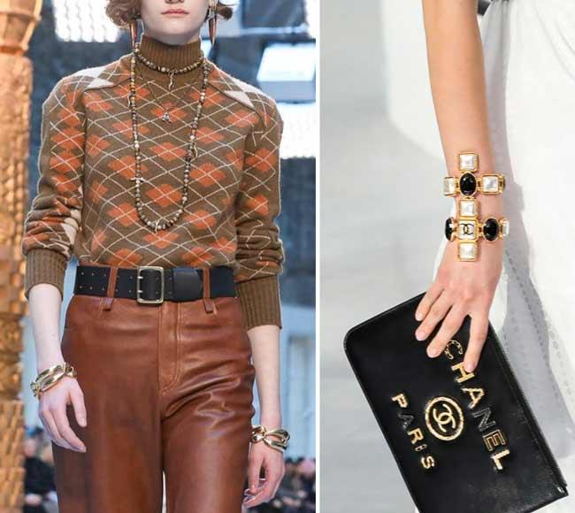 Модные аксессуары Chanel