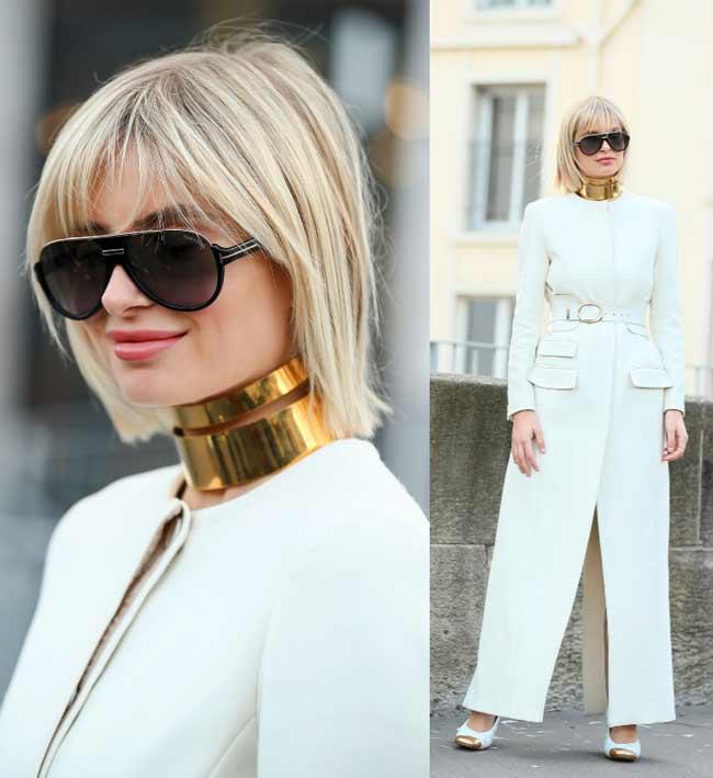 Модные солнцезащитные очки