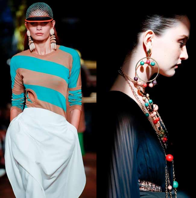 Модные серьги фото 2020