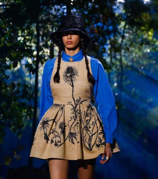 Панама весна-лето 2020 Dior