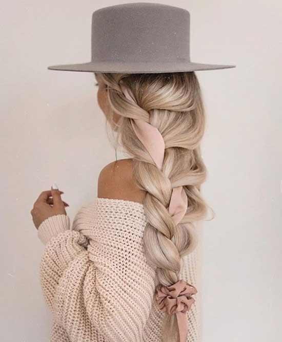 Пышная коса