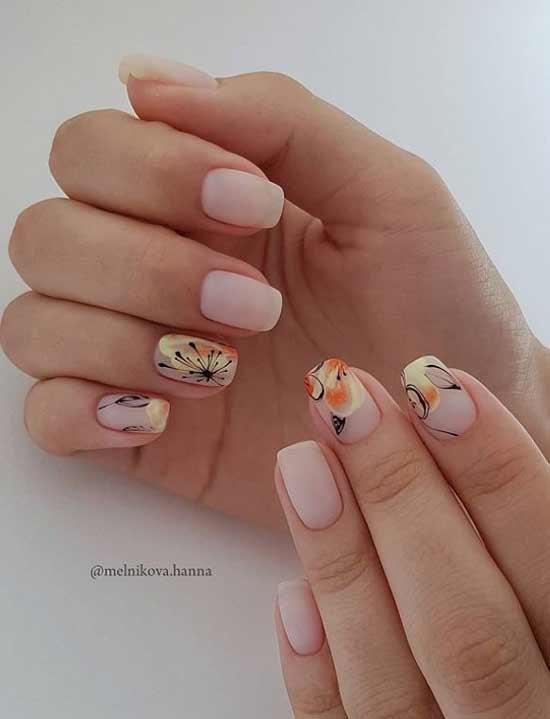 Какие миленькие ногти