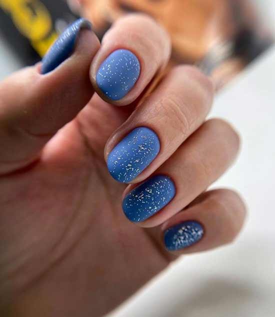Короткие милые ногти