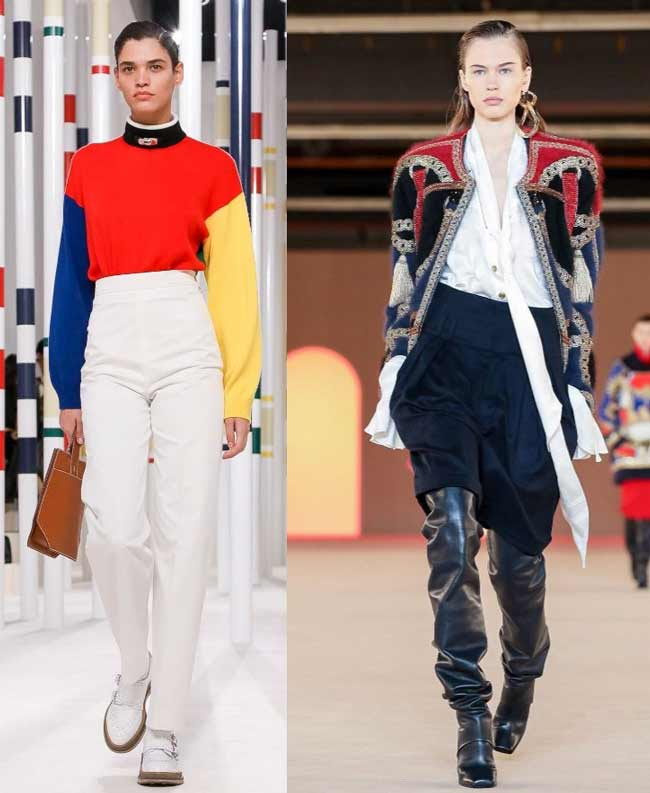 Модные кардиганы и свитеры
