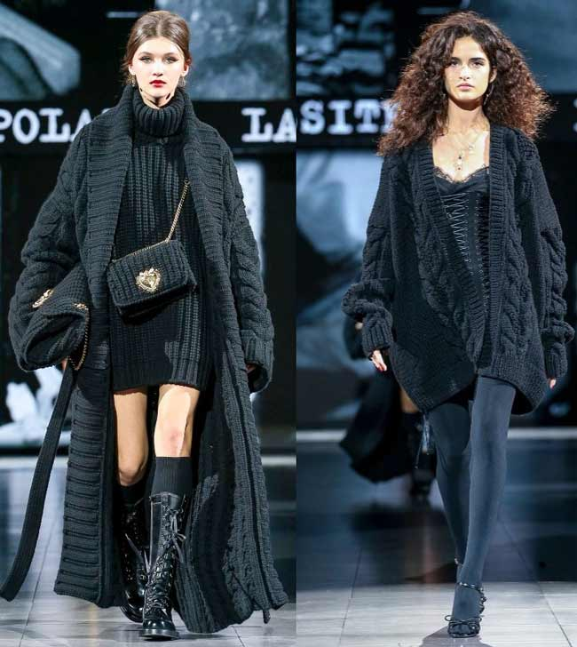 Модные кардиганы Dolce & Gabbana