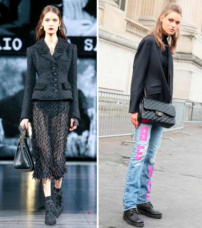 Модные жакеты и пиджаки осень-зима 2021