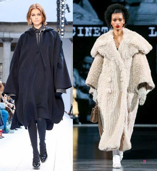 Модные шубы и пальто 2020-2021