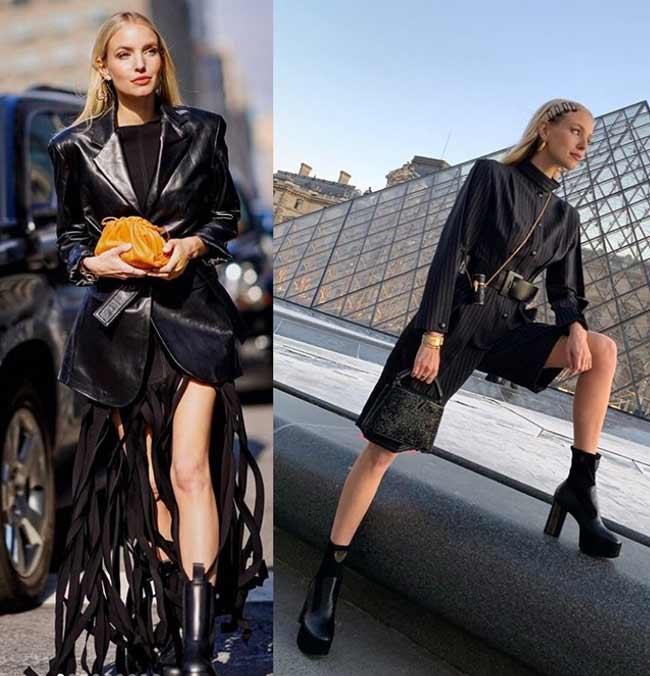 Модная обувь осень-зима