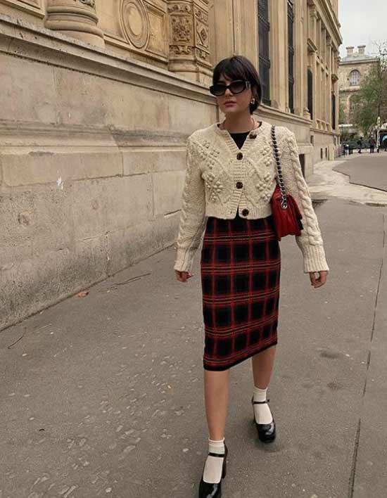 Модная обувь в ретро стиле