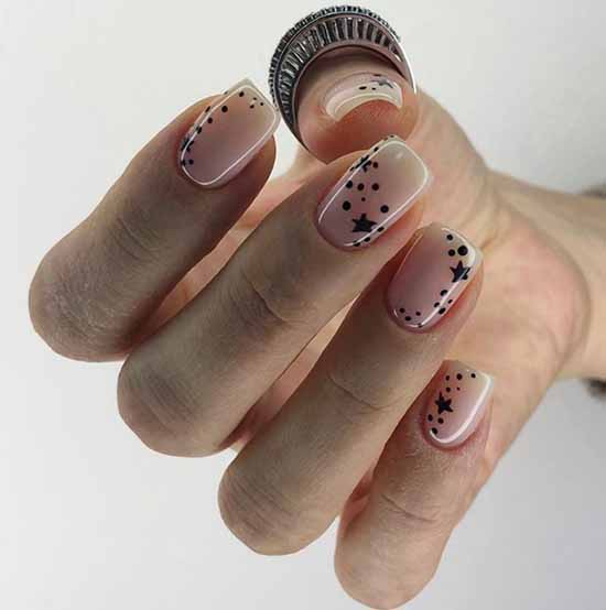 Простой дизайн ногтей: виды и эффектные новинки на фото