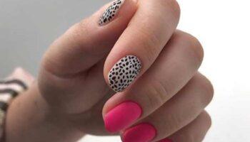Маникюр на овальные ногти: 100 новых фото идей, обзор