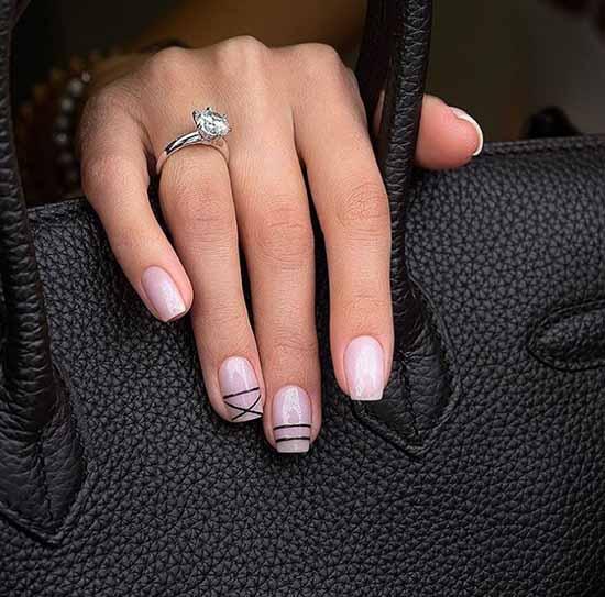 Нежный дизайн ногтей 2020-2021: фото с актуальными новинками