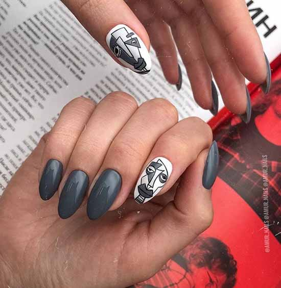 Оригинальный дизайн ногтей: новинки, фото-идеи маникюра