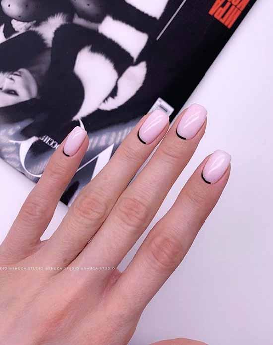 Стильный дизайн ногтей: фото 2020-2021, новинки, модные идеи