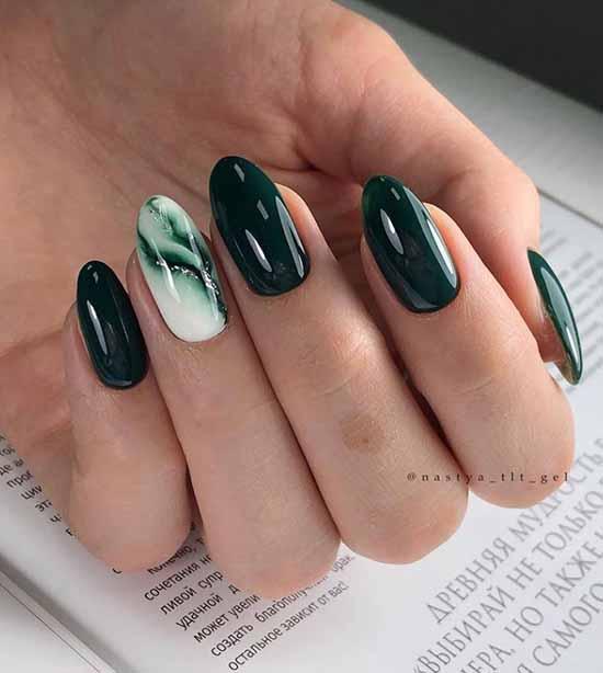 Главные тренды в дизайне ногтей осень 2021: фото-новинки