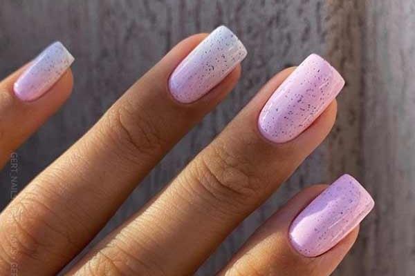 Дизайн ногтей с блестками фото новинки