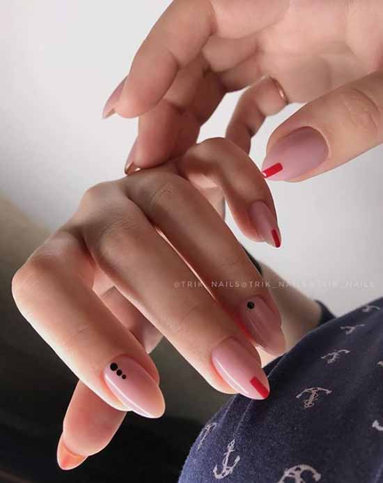 Маникюр гель лак 2021: идеи дизайна ногтей, +100 фото
