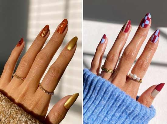 Тренды на длинные ногти