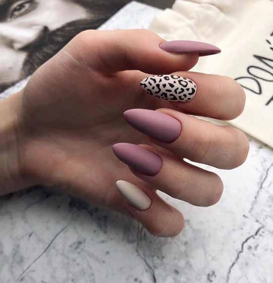 Дизайн на указательном пальце