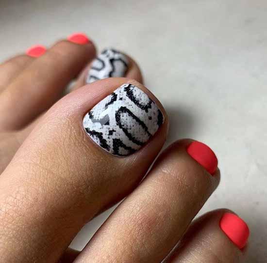 Дизайн на большом пальце