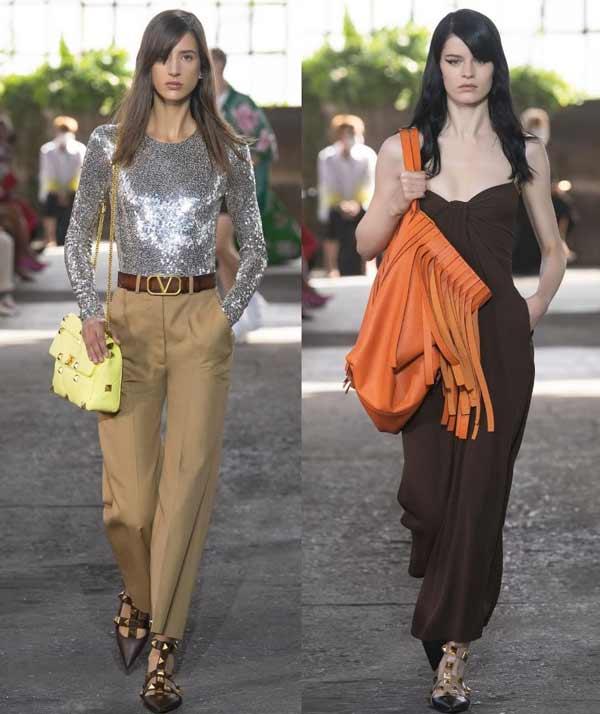 Модный пробор стрижки