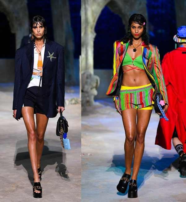 Versace модные тренды