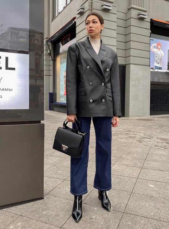 Модный образ весна 2021