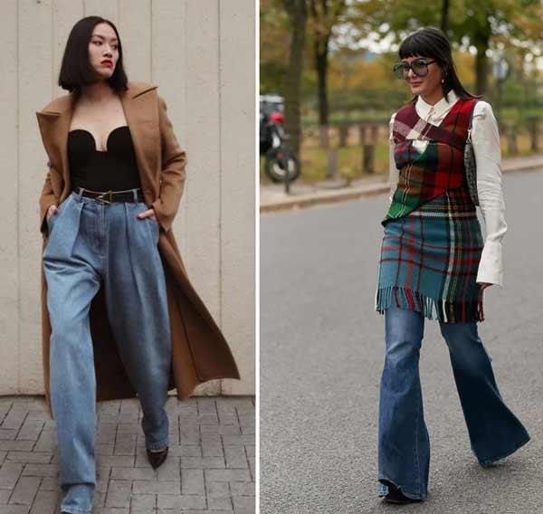 Модные джинсы весна-лето