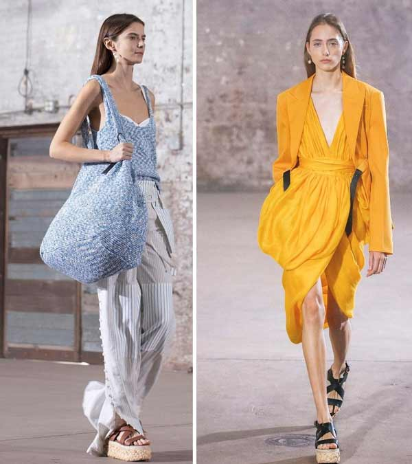 Тренды платья лето 2021